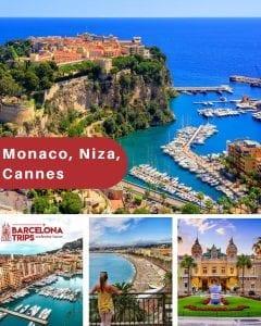 Monaco + Francia