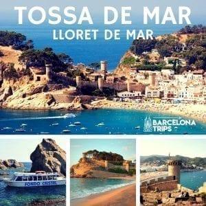 Tossa de Mar + Lloret de Mar