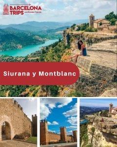 Siurana y Montblanc