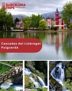 Cascadas Del Llobregat, Puigcerdá, Jardins Artigas