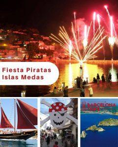 Estartit: Pirates Festival Medes Islands